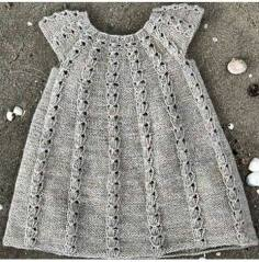 Knitted baby dress, vest, cardigan, sweater, overalls patterns (748)