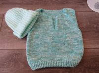 Knitted baby sweater, vest patterns (48)