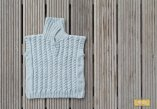 Knitted baby sweater, vest patterns (78)