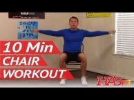 Chair Workout - Quick Chair Exercises (113)