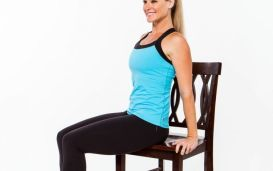 Chair Workout - Quick Chair Exercises (125)