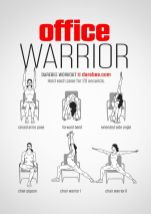 Chair Workout - Quick Chair Exercises (130)