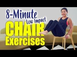 Chair Workout - Quick Chair Exercises (138)