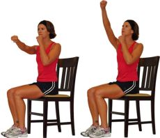 Chair Workout - Quick Chair Exercises (150)