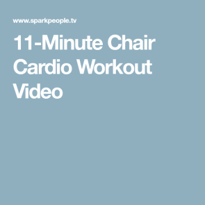 Chair Workout - Quick Chair Exercises (33)