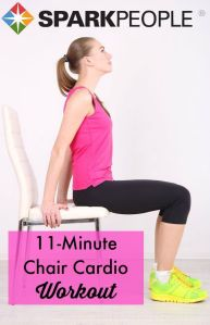 Chair Workout - Quick Chair Exercises (50)