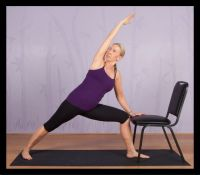 Chair Workout - Quick Chair Exercises (83)