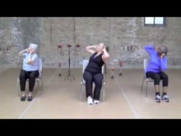 Chair Workout - Quick Chair Exercises (90)