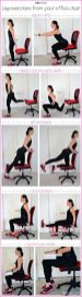 Chair Workout - Quick Chair Exercises (99)