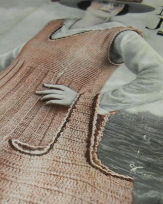 Detail Of A 1910s Magazine With Knitting Patterns, Collection of Joyce Meader. Photo By I N Eliatamby