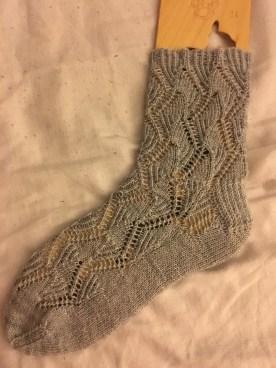 tour de sock round one close up