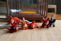 Lil Red/Orange Pandas