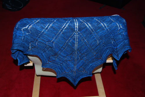 This Casbah is knitted into such a pleasure, so soft, amazing!