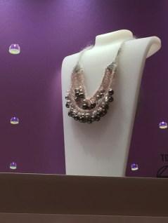 Athena necklace by Elinor Voytal