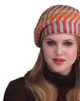 "Free knitting pattern ""Kingston Hat"""