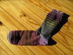 Stripey Striped Sock