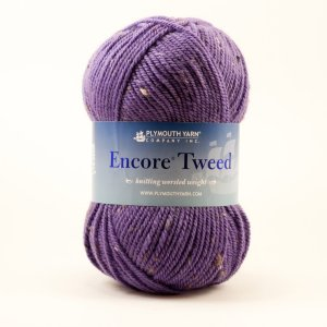 encore tweed label