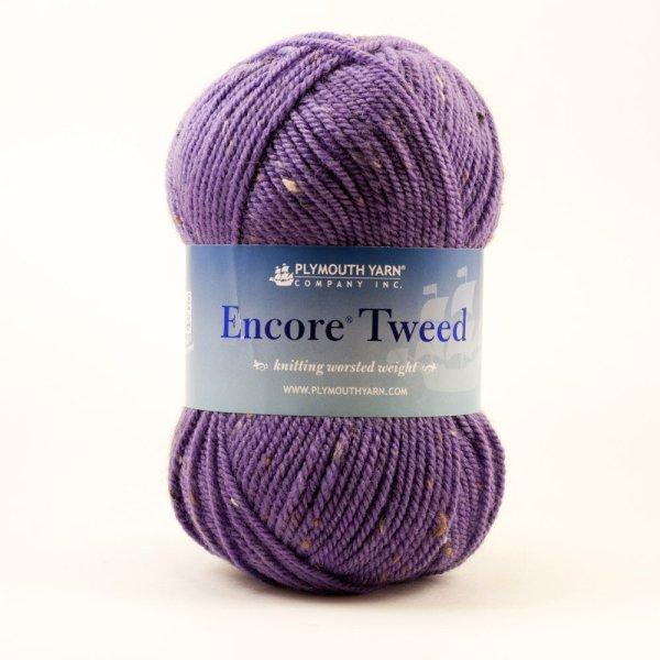 encore tweed label