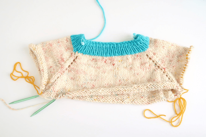 Chunky sweater knitting pattern free knit the body straight
