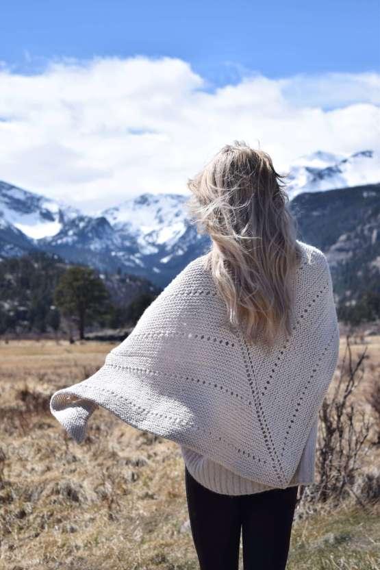 knitted knitwear fashion