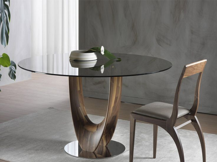 Round Inch Table 60 Coffee