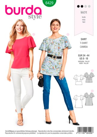 Burda Patterns for Spring Summer