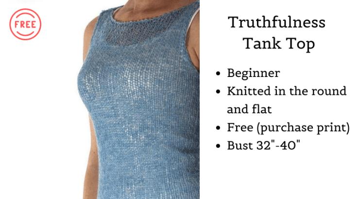 Truthfulness Tank Top