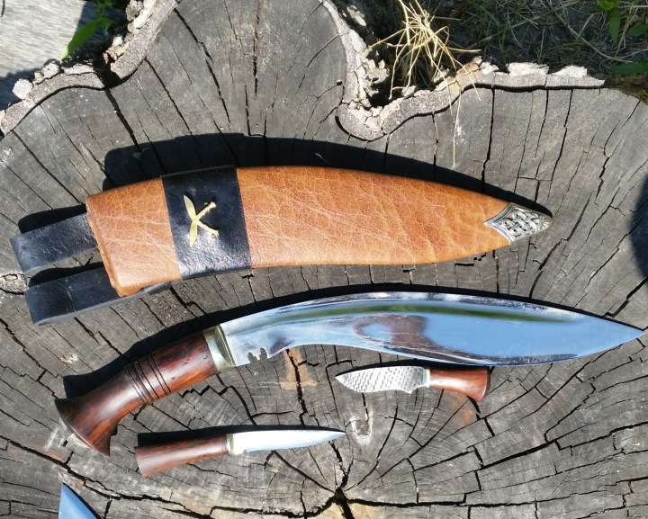 MUTINY KHUKURI (FREE SHIPPING IN USA)