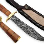 Beautiful Damascus Hunting knife