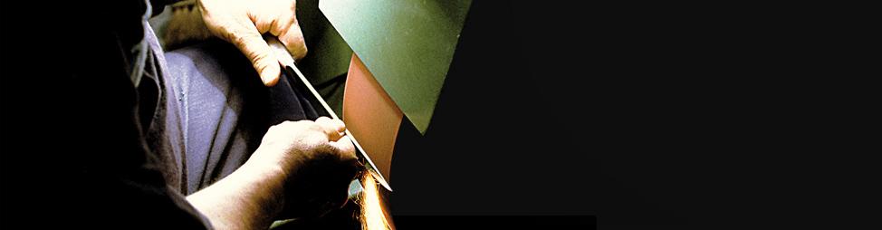 Knivsliperier i Sverige - här kan du slipa dina kockknivar