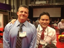 Amann Girrbach America: Greater New York Dental Meeting Conference - Lecture by Steve Nash and Craig Wada