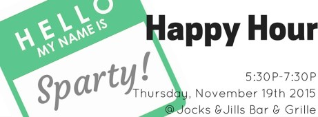 MSU Spartans of Charlotte Happy Hour 2015