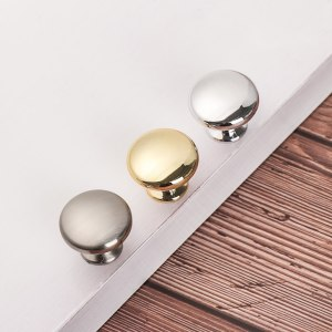 Retro Round Knobs Kitchen Cupboard Door Wardrobe Pulls Drawer Alloy Cabinet Handles Furniture Hardware Fittings