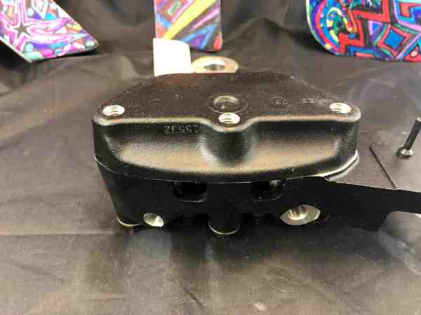Genuine Harley Davidson Twin Cam Rear Brake Caliper