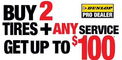 Dunlop Motorcycle Tire Rebates - Knobtown Cycle