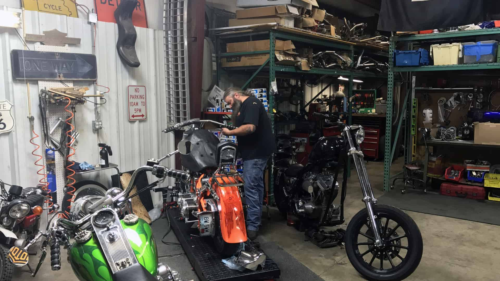 Knobtown Cycle Motorcycle Service Center
