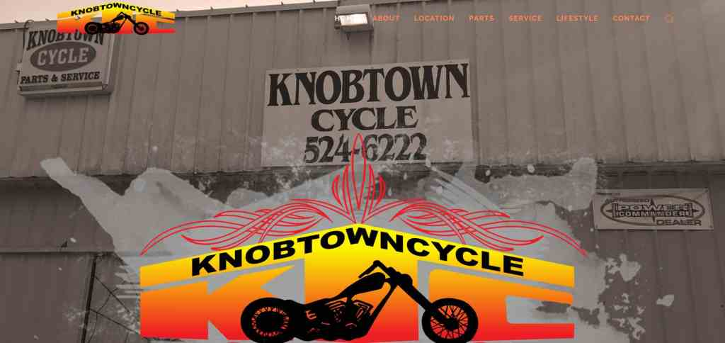 Knobtowncycle.com, Welcome to the new Knobtowncycle.com, Knobtown Cycle