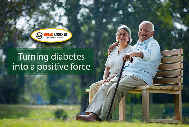 Turning Diabetes Into Positive