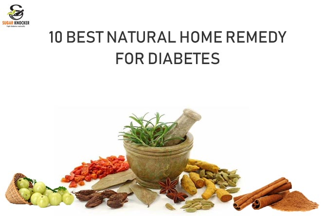 home remedy for diabetes