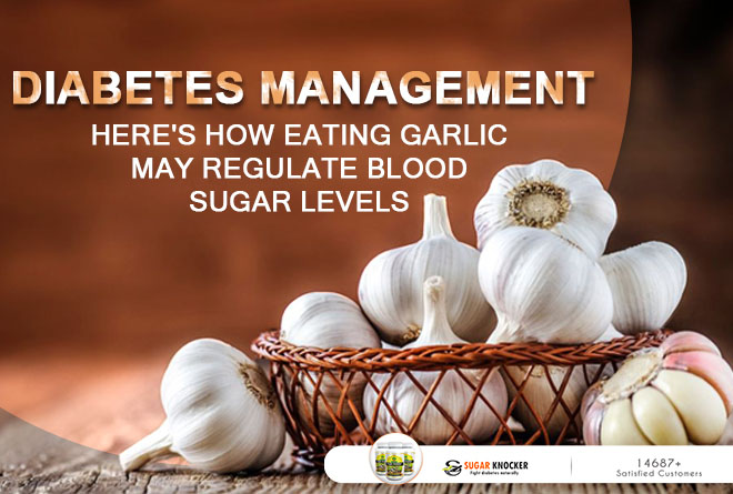 Diabetes Management: Here's How Eating Garlic May Regulate Blood Sugar Levels