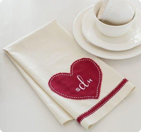 Valentine Kitchen Towel