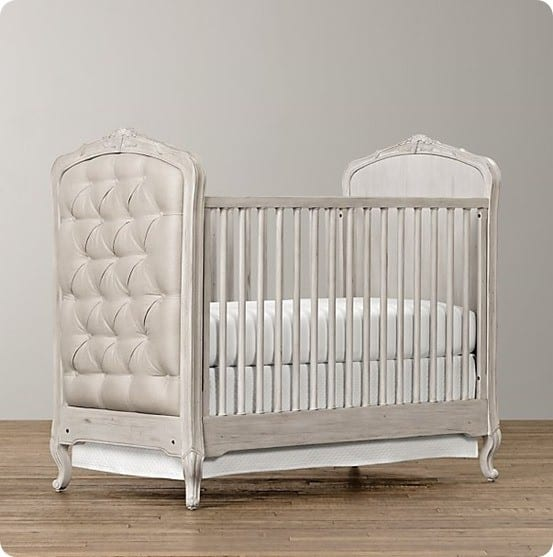 Tufted Crib For 300 Instead Of 1200