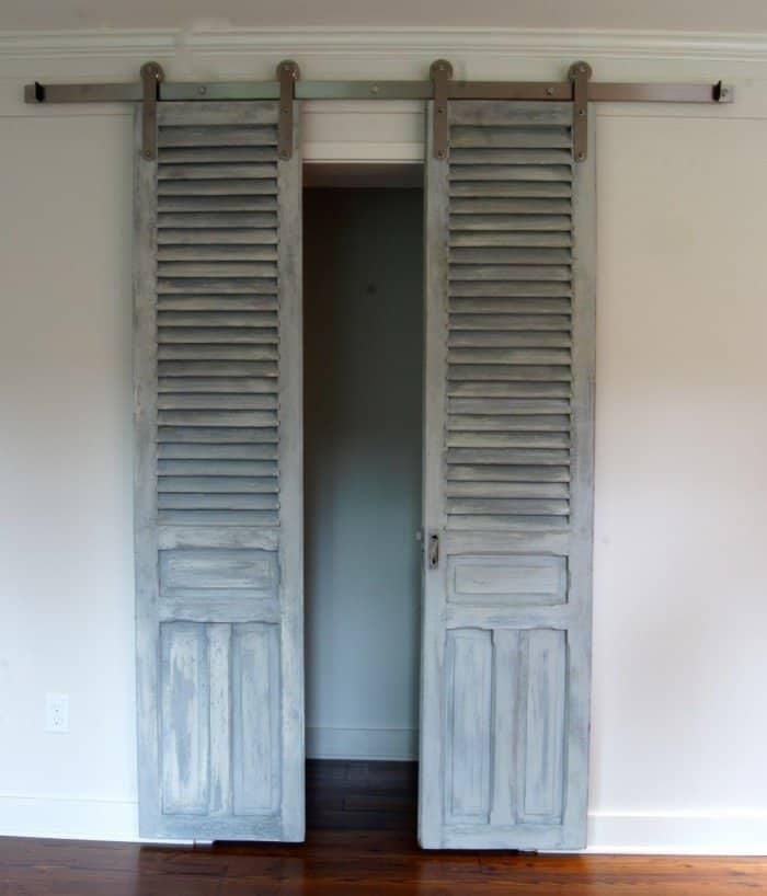 12 Easy DIY Door To Enhance Your Home