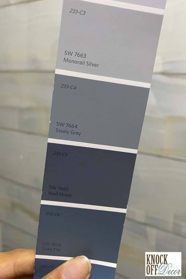 sherwin williams slate tile review a