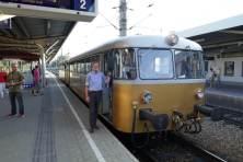 Der goldene Schienenbus - ein erfolgreich umgesetztes Beratungsprojekt