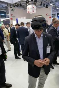 Eintauchen in die virtuelle Welt