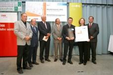 Verleihung VCÖ-Mobilitätspreis 2003