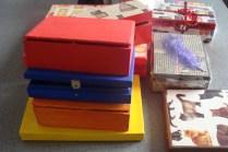 Nog vier kistjes - Four boxes to go
