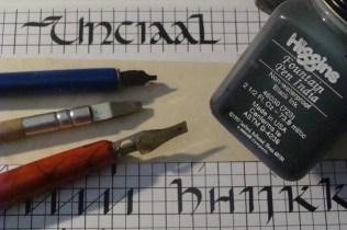 De Unciaal - The Uncial