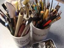 Meer pennen - More pens